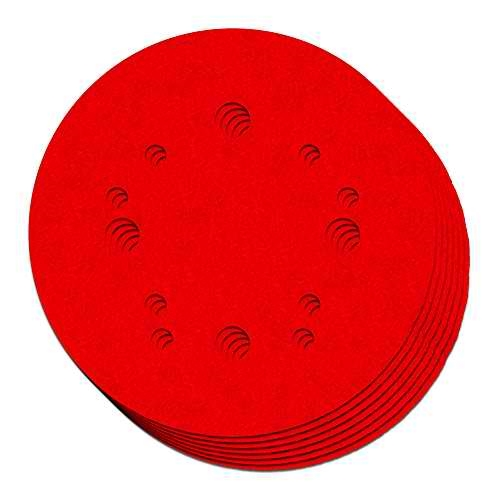 "6/"" 10 Pack Freud DCD060060H10G Random Orbit Sander Disc"