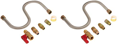 Mr Heater F271239 Universal One Stop Gas Hookup Kit